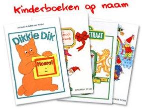 Wij zijn een uitgeverij van gepersonaliseerde kinderboeken